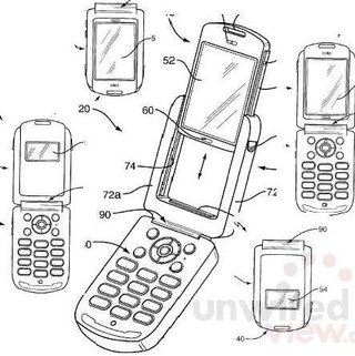 Sony Ericsson patents detachable phone screens