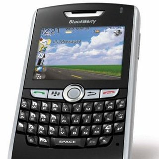 Outrage at BlackBerry outage