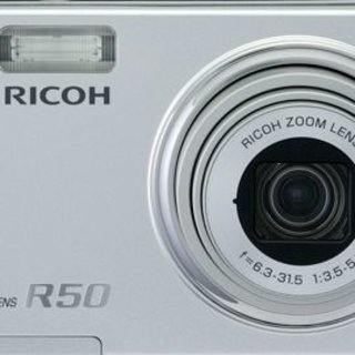 Ricoh launches R50 digital camera