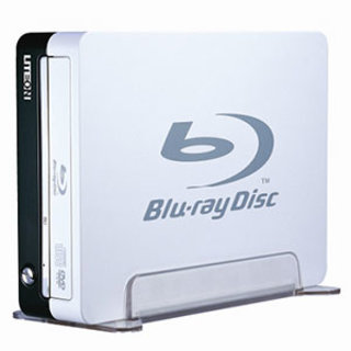 First external Blu-ray drive on its way