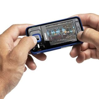 N-Gage says Pah! to PlayStation Phone