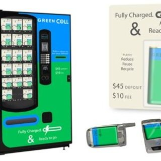 Green Cell battery concept unveiled
