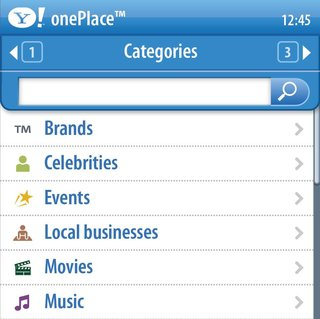 CeBIT 2008: Yahoo launches onePlace