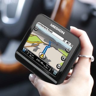 Medion E3212 budget satnav to launch in Aldi