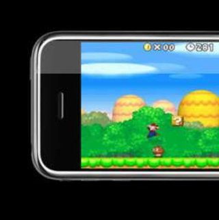 Apple to take on PSP and Nintendo DS