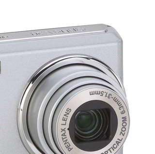 8-megapixel Pentax Optio V20 launches