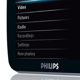 """Philips GoGear SA52 """"portable audio video player"""" launches"""
