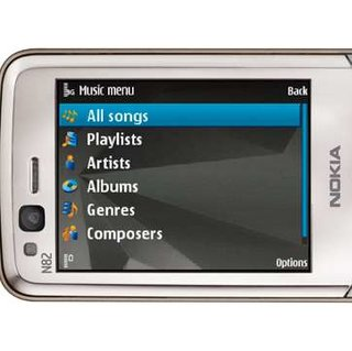 """EMI wants in to Nokia's """"comes with music"""" scheme"""