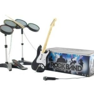 Rock Band coming to the Wii
