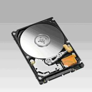 Fujitsu announces 320GB 7200rpm 2.5-inch SATA HDD
