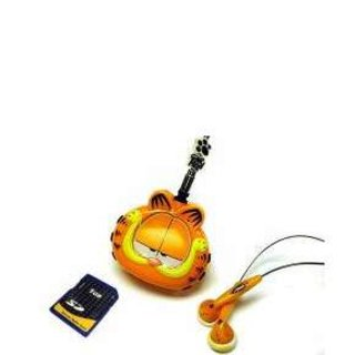 Garfield MP3 player takes novelty a whisker too far
