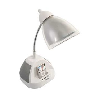 iHome launches iPod lamps