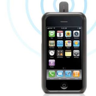 Griffin ClearBoost case improves iPhone signal