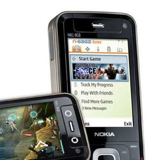 Nokia's N-Gage gets official launch