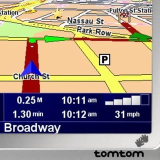 TomTom hits the doldrums