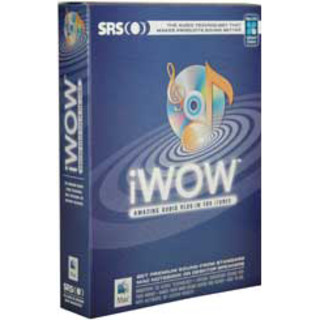 SRS launches iWOW 2.0 for iTunes
