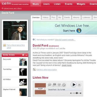 Last.fm says free music streaming a success