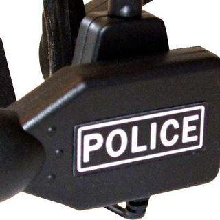Tactical head cam as worn by police launches