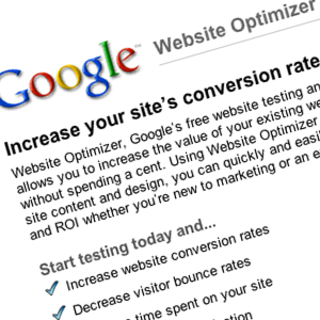 Google Website Optimizer launched