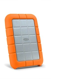 "LaCie launches ""Rugged"" hard disk in 500GB capacity"