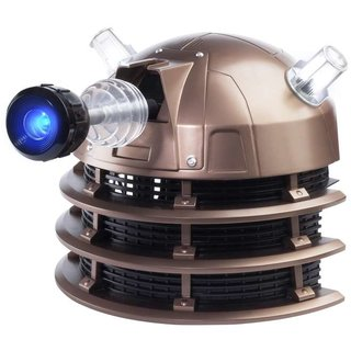 Voice-changing Dalek helmet launches