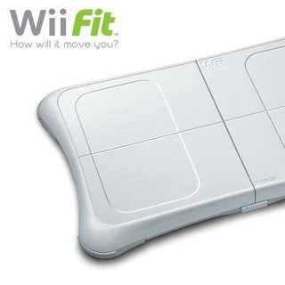 It's Wii Fit day!