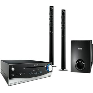 Sharp Unveils HT-DV50H home cinema system