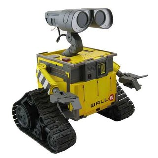 Disney and Pixar unveil Wall-E robot