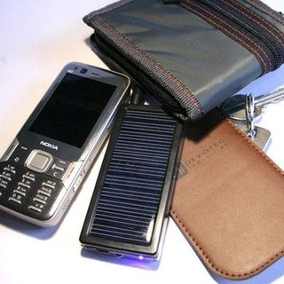 Devotec shows off compact Solar charger