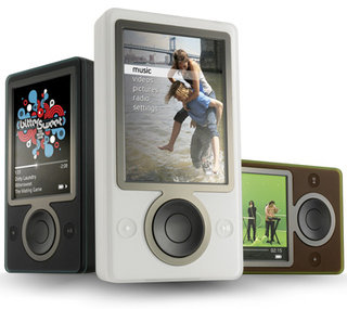 NBC content comes to the Zune