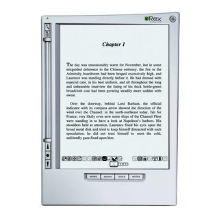 Borders launching iLiad e-book reader