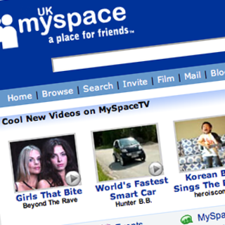 "MySpace launches ""Data Availability"" initiative"