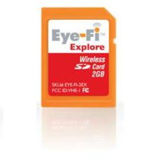 "Eye-Fi releases new ""Explore"" wireless memory card"