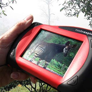 London Zoo offers handheld GPS devices