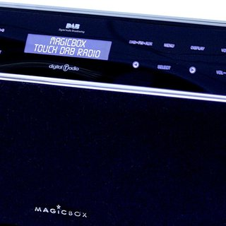 MagicBox brings out touch panel radio