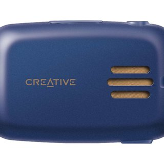 New Creative MP3 player in next 2 months