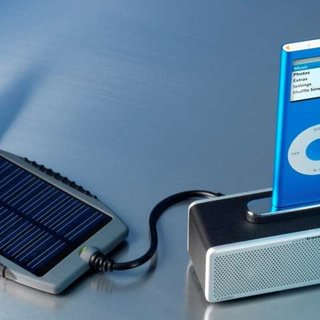 Solar power iPod speaker available for summer