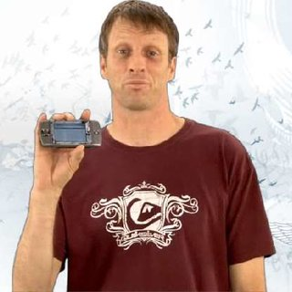 T-Mobile Sidekick LX Tony Hawk edition launches