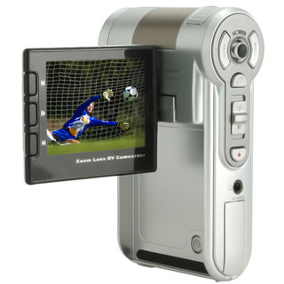 Aiptek introduce HD-recording AHD Z500 camcorder