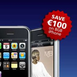 No free iPhone 3G for O2 Ireland