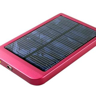 Brando offers colourful solar charger