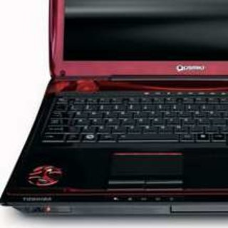 Toshiba Qosmio X305 gaming laptop leaked