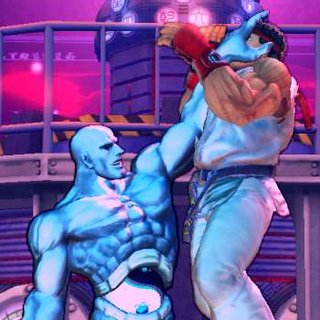 Get your face in Street Fighter IV