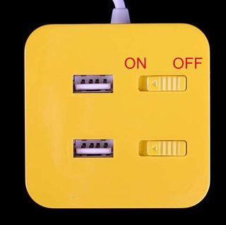 Brando launches USB hub with on/off switches