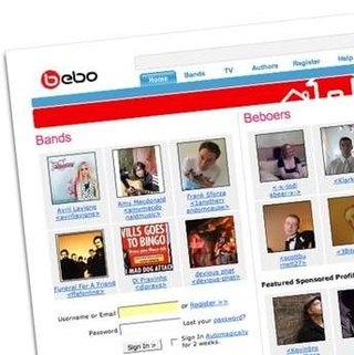 T-Mobile adds Bebo, Pizco to My Social Sites
