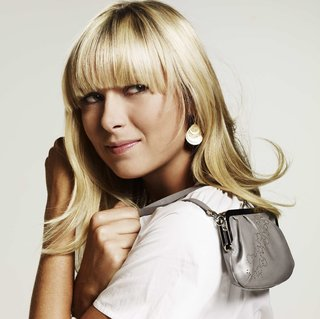 Sony Ericsson launches Maria Sharapova collection