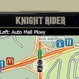 Mio to launch Knight Rider-themed GPS