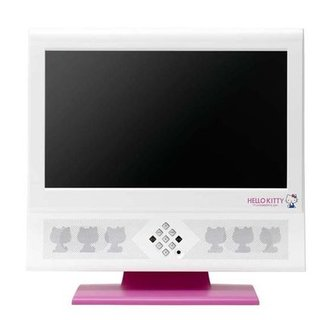 Hello Kitty LCD TV launched