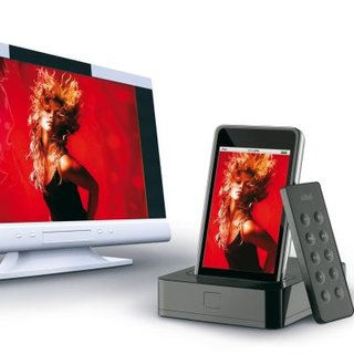 Xitel turns the iPod into a home ents system