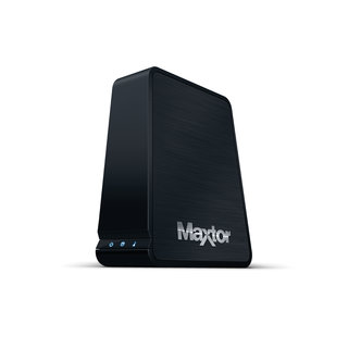 Seagate Maxtor Central Axis network drive announced